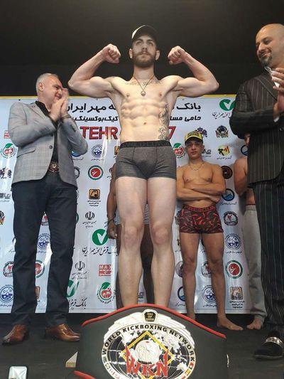 IRAN TEHERAN 2017 WORL CHAMPIONSHIP WKN Fight Fighters Worldchampionship Wkn Iran