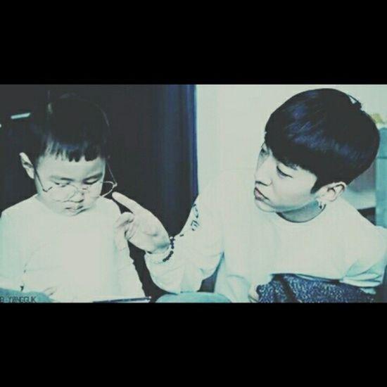 Bangyongguk  BAP Lidah Yongguk bang cute