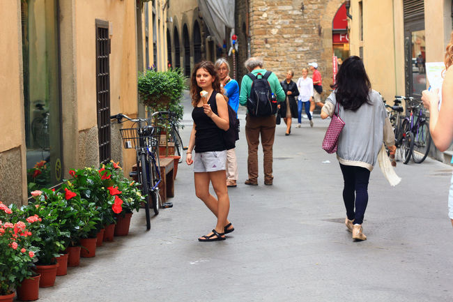 Firenze Tuscany Travel City Italy Florencja Eyem Best Shots Relaxing Girl Escape