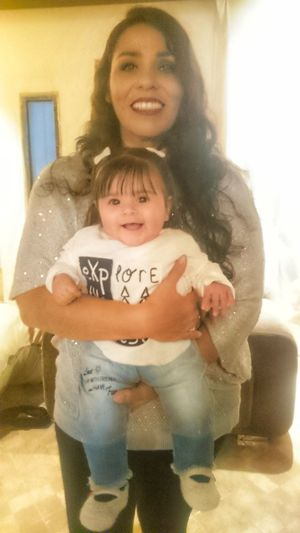 My Fadhila My Wife Claudia Mother Smiling Child Togetherness Family With One Child Adult Portrait Happiness Cheerful Domestic Life Love Looking At Camera Childhood
