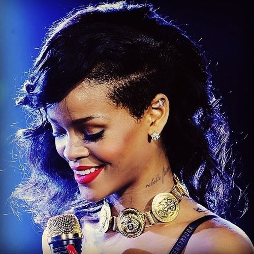 Loving Rihanna