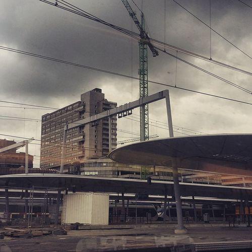 Travel Photography Utrecht Centraal