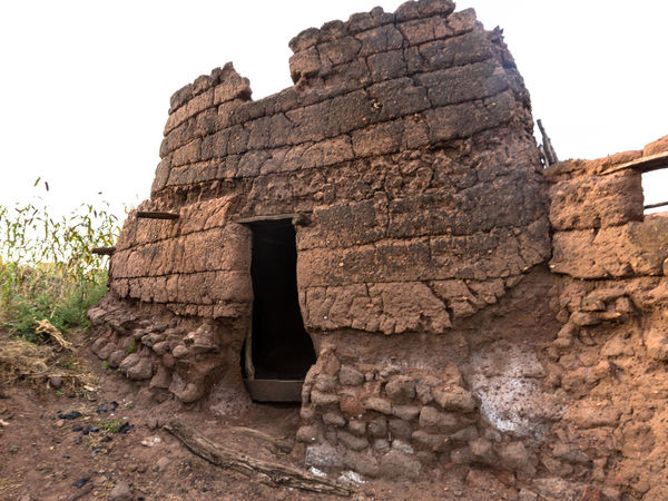 Ancient Ancient Civilization Ancient History Animism Archaeology Architecture Building Exterior Built Structure Burkina Faso Clear Sky Day History Nature No People Old Ruin Outdoors Sky