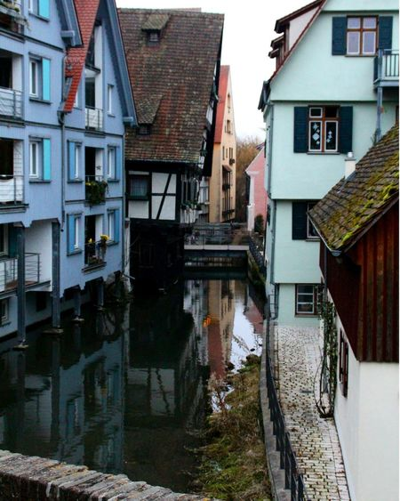 River Ulm Germany EyeEm Selects Water Residential Building Architecture Building Exterior Built Structure Sky Narrow Balcony Residential Structure Stairway Alley Walkway Exterior Wall Lamp Underground Walkway Steps Pathway Stairs Townhouse Hand Rail Woods Residential District Human Settlement Long Lane
