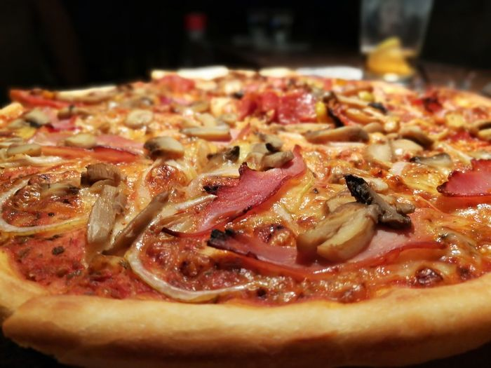 Food Pizza Freshness Italian Food No People Ready-to-eat Close-up