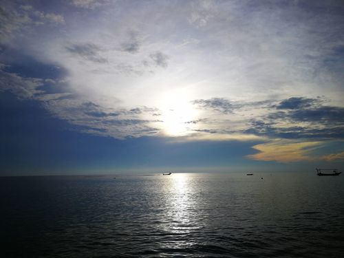 Sea Water Sunset Horizon Over Water Landscape Tranquility Scenics No People Cloud - Sky Outdoors Sun Beach Nature Beauty In Nature Tranquil Scene Sunlight Day Beauty Vacations Sky EyeEmNewHere Sunrise Kuala Terengganu Malaysia South China Sea Sommergefühle