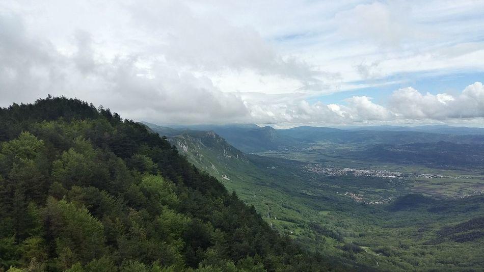 Phonecamera Samsung Galaxy A5 Nature Clouds And Sky No Edit/no Filter View