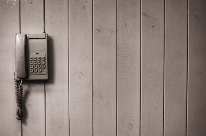 Still Life Urban Geometry Blackandwhite Photography Black And White Blackandwhite Wall - Building Feature Technology Communication Connection Pattern No People Wood - Material Telephone