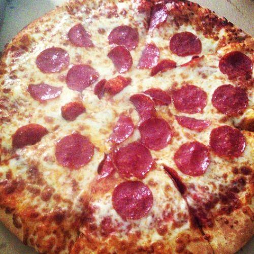 I'll just hit the gym tomorrow... Pizza Hotnready Fatty