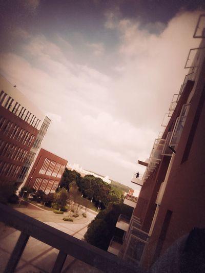EyeEm Selects Cloud - Sky Sky School Building 2017.9.25