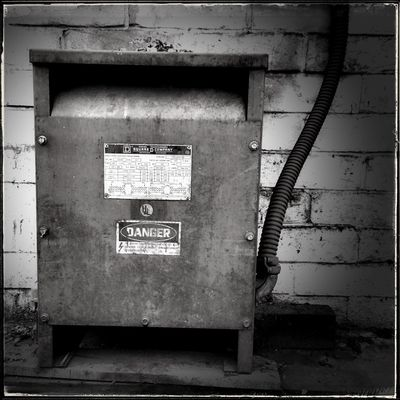 """Remnants pt.1"" from an abandoned farm machinery shop. Monochrome Black And White Blackandwhite NEM Black&white The Architect - 2015 EyeEm Awards The Street Photographer - 2015 EyeEm Awards Monochrome Photography"