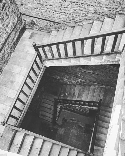 The Architect - 2017 EyeEm Awards Staircase Steps And Staircases Architecture Stairs High Angle ViewHistorical Place Old Town Old Buildings Building No People Outdoors Steps Built Structure Mobile Photography Black And White Photography Black & White Building Exterior History Cairo Cairo Egypt EyeEm Selects