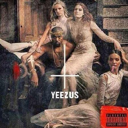 Yeezus??? An upside down cross??? ?Umm...No ?Icant ThatIshCray Cray Kanye KanyeWest ??