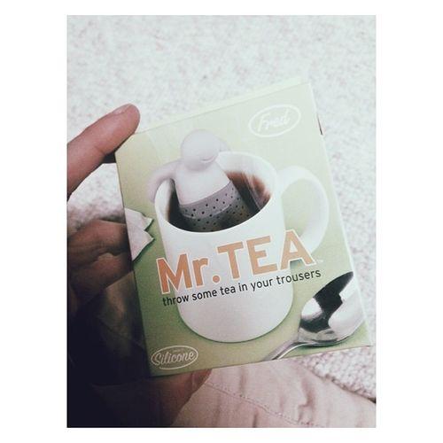 Day 20 | to do. Make myself teas all the time because my boyfriend is awesome. Tea Steeper Soawesome Hesthebest fmsphotoaday photoaday potd looseleaf davidstea januaryphotoaday