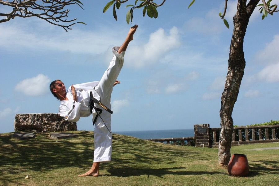 Martial Arts Black Belt SHAMANIN Club Shamanin Anton Champion Taekwondo Champion Taekwondo ITF Kick Master Taekwondo