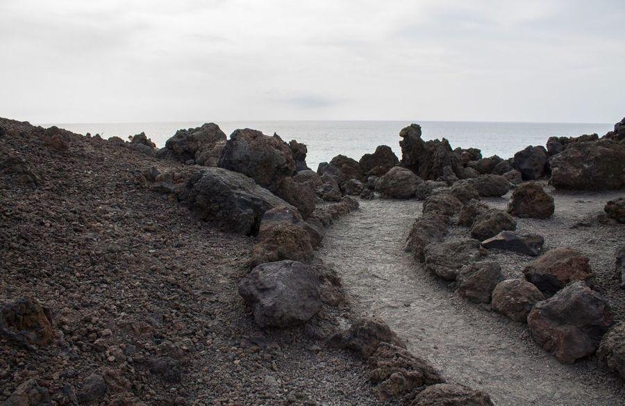 Lanzarote Los Hervideros Lava Schwarz Black Negro Kanarische Inseln Kanaren Islas Canarias Canary Islands The Great Outdoors - 2016 EyeEm Awards
