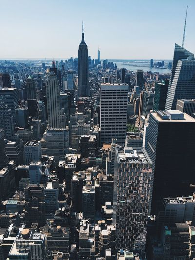 Manhattan Photography New York City NYC Photography Newyork Architecture Empire State Building Rooftop