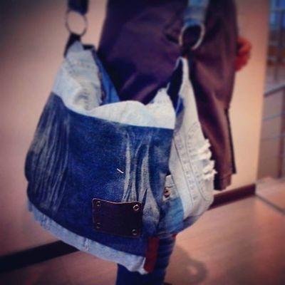 Новая сумка новая сумка NewBag Jeans handmade forsale
