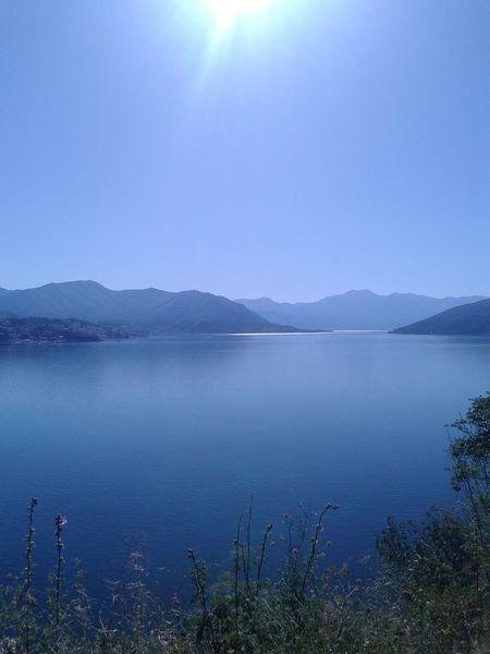 Most beautiful bay in the world 💕 Bay Boka Kotorska Herceg Novi,Montenegro Sunlight Seaside Seascape Beauty In Nature Relaxing Enjoying Life Hanging Out Early Morning Photooftheday Summer ☀ Enjoy The View