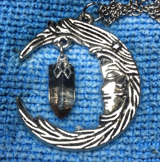 Extremely Rare Black Topaz Visual Statements Rock - Object Rock Formation Rocks And Minerals Beautiful Moon Jewelry Pendant Minerals Topaz