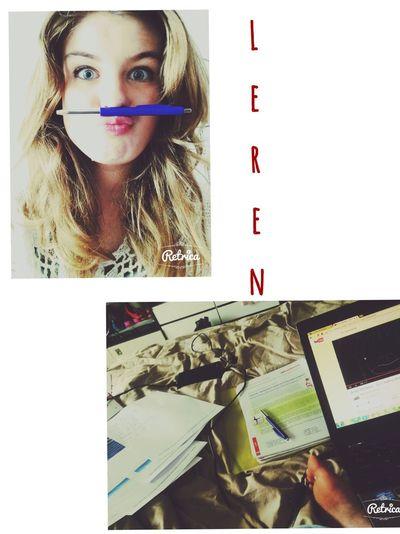 Studying Hard Leren