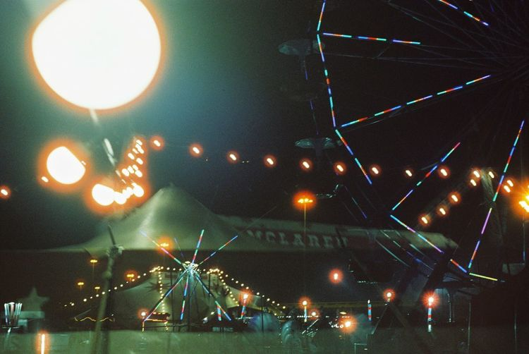circus by night