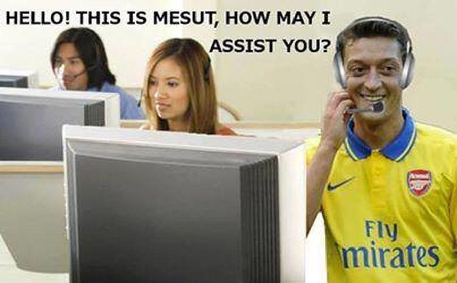 Özil Mesut Ozil