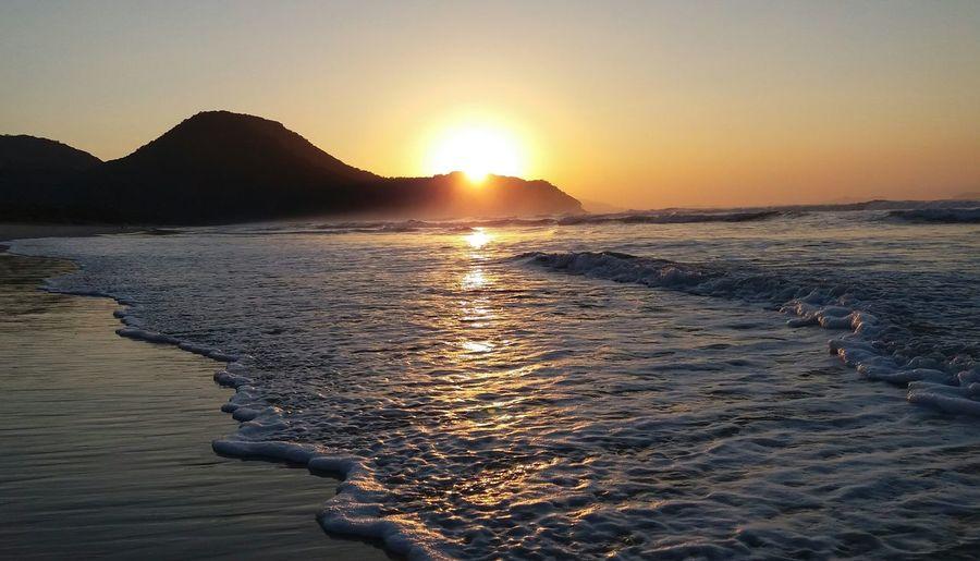 Beach Sunrise Beachphotography Beachlife Sun Sand First Eyeem Photo
