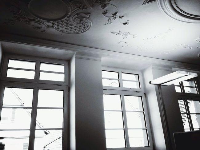 Interior Design Black And White At Work Wohnglück