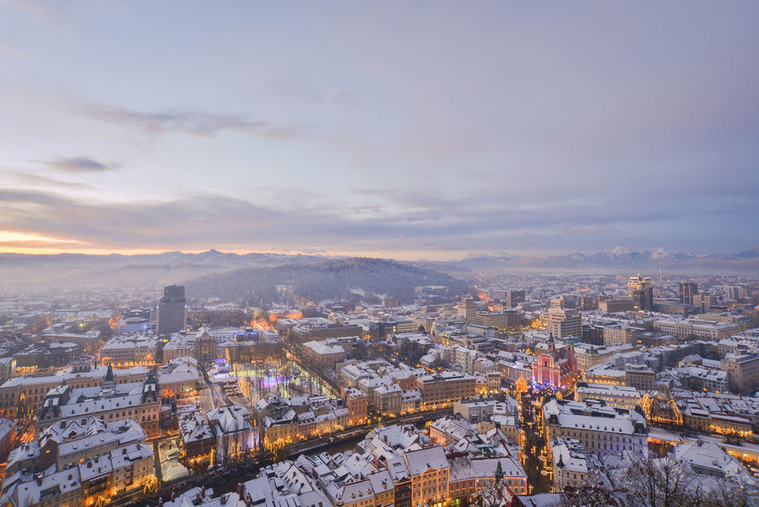 Blue Hour City EyeEm EyeEm Best Shots Ljubljana Ljubljana, Slovenia Slovenia Snow ❄ Winter Winterscapes Wintertime Aerial View Architecture Best Shots Building Exterior Built Structure City Cityscape Cloud - Sky Community Crowded Day High Angle View Ljubljana Castle Ljubljanacity Ljubljanamoments Nature Outdoors People Residential Building Sky Skyscraper Slovenija Snow Snowing Sunset Travel Destinations Urban Skyline Winter Wonderland Shades Of Winter Mobility In Mega Cities The Great Outdoors - 2018 EyeEm Awards