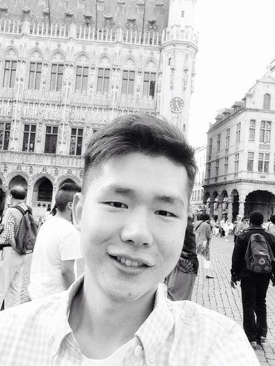 Me Brussel First Eyeem Photo