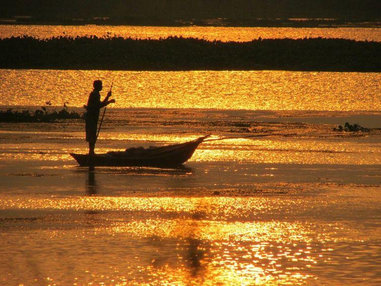 Barage Durgapurbarage Amazinglife Bangal Bestpicoftheday EyeEm Masterclass Colorful River