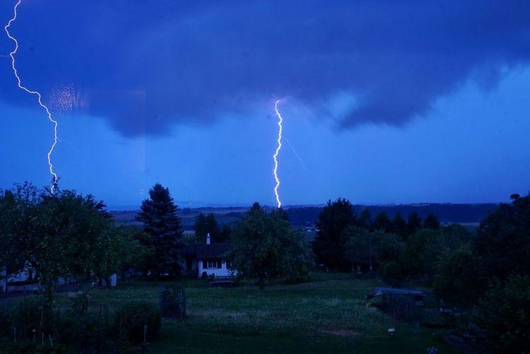 Thunderstorm First Eyeem Photo