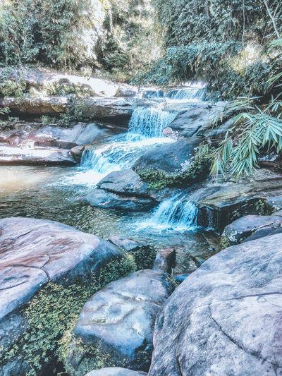 Waterfall is