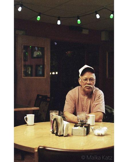 Photograph of a local Montana cafe using a canon AE-1 film camera. 35mm Film Photojournalism Photography Film Photography Canon Cafe First Eyeem Photo