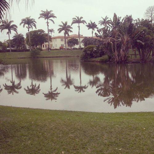 Como não ser feliz estudando aqui? Rural Jardimbotanico Paz Love