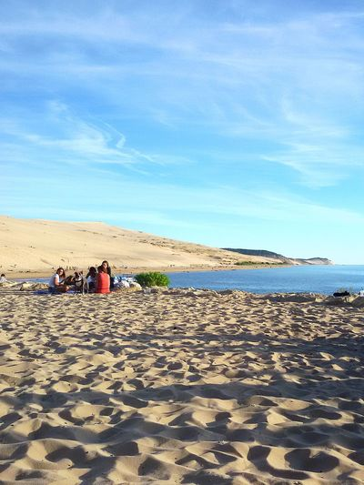 Beautiful dune du Pilat France 🇫🇷 Atlantic Ocean Chillouttime Beach Chillout Vanlife Vanlifediaries Happy People Happy Moments Travel Destinations Travel Europe Dune Du Pilat Be Free Magic Moments Ocean Sunlight Beautiful Sand Beach Sand Dune Dune Beach Water Sea Beach Sand Sand Dune Sky Horizon Over Water Coast Famous Place #FREIHEITBERLIN EyeEmNewHere The Great Outdoors - 2018 EyeEm Awards The Traveler - 2018 EyeEm Awards Summer Road Tripping