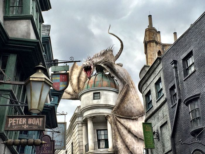 World of magic Harry Potter Wizards (null)EyeEm Best Shots Universal Studios Orlando