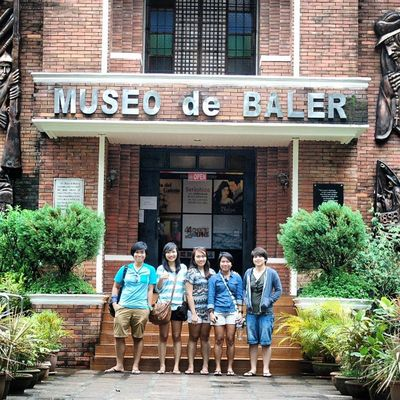 Turistang turista Baler Dysfunctionalfamily Summer @nirailu @jonemarie @icarys @tinisyay