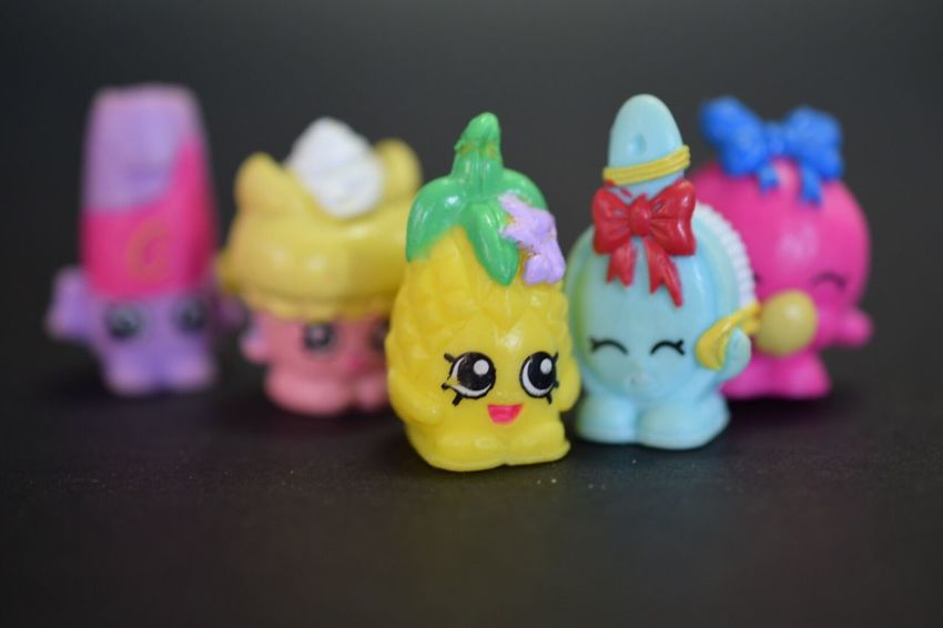 Macro Photography Macro Toys Shopkins Toys