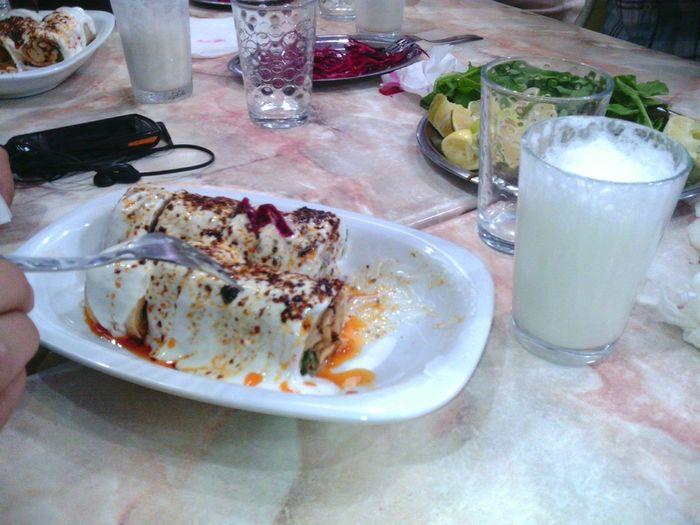 Turkish Tantuni ! Yoğurtlu Tantuni Shogun Delicious