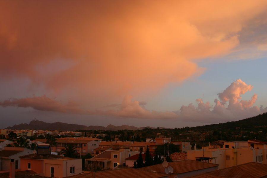 Stormy Mallorcan sky Mallorca❤️ Cloud - Sky Stormy Sky
