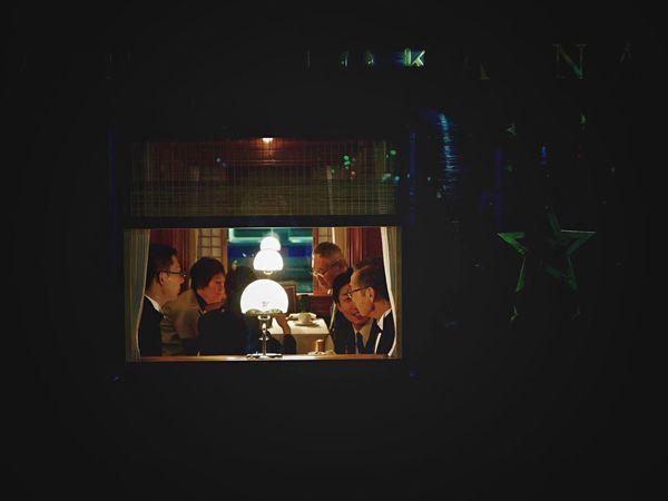 小津的 (OZU-Cho) ななつ星in九州 A K A R I Snap a Stranger 50mm F/1.7 Spotmetering handheld Cinematic Photography Low Position Lowlightphotography People Walking Around 長崎駅 Nagasaki Station Nagasaki-shi Adapted To The City Snap CRUISE TRAIN / SEVEN STARS IN KYUSHU (NANATSU-BOSHI) JR KYUSHU ( Kyushu Railway Company ) Train Design by Eiji Mitooka+Don Design Associates