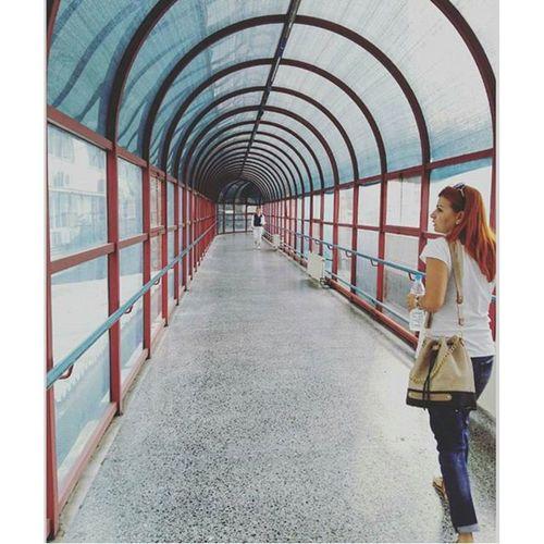Red Tunnel Hospital Ginghamfilter skg _____________________________________________________