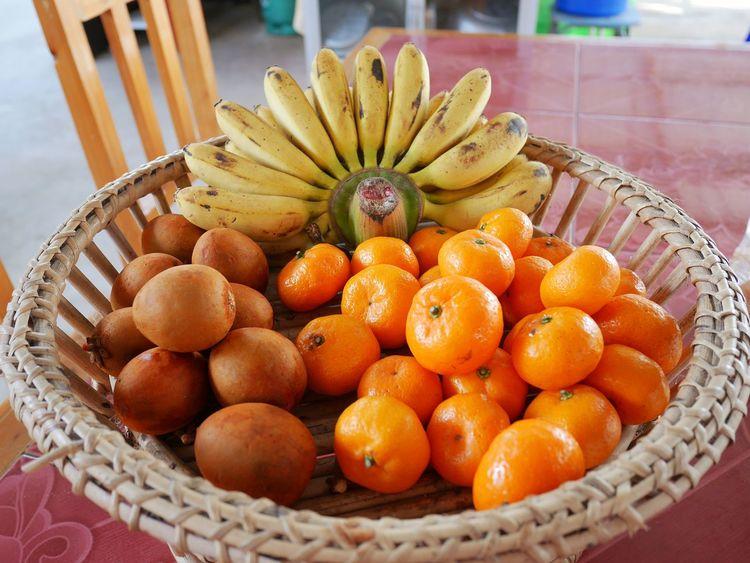 EyeEm Gallery Eyeem Market EyeEm Thai Style EyeEm Team Banana Fruit Basket Fruit Healthy Eating Food And Drink Food Freshness Sweet Food No People Day Outdoors Close-up Food Stories