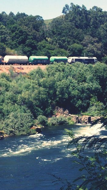 Train River Water River View River Flowing Rocks EyeEm Best Shots Landscapes Nature Photography EyeEm Best Shots - Nature EyeEm Best Shots - Landscape Water Running Cruziper Photography