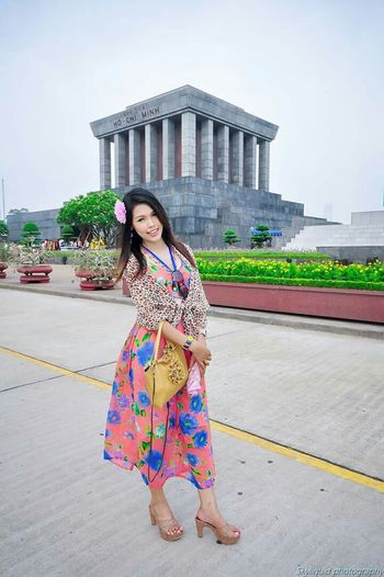 At Ho Chi Mihn City with my girl. Girlfriend Pretty Model Thai Ho Chi Minh City Vietnam Pretty Girl