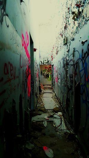 Abandoned Places Abandonedhallway Abandoned & Derelict Camp30 Creepyontario