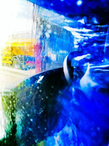 Truck wash Car Car Interior Close-up Wet Multi Colored Land Vehicle No People Day Water Indoors  Transportation Car Wash Abstract Car Wash Leica Lens Huwei P9 EyeEmNewHere Break The Mold Art Is Everywhere
