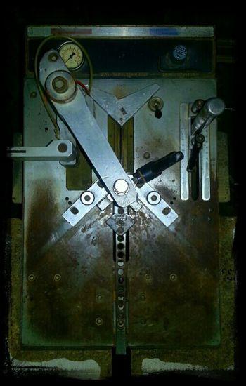 """...MachinE I..."" ""...MaquinA I..."" Serie: ""...RutinA..."" Machine Warehouse Metal Aburrido Taller Eye4photography  Máquina ...RutinA... Almacen Bored Workshop"